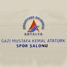Gazi Mustafa Kemal Atatürk Spor Salonu